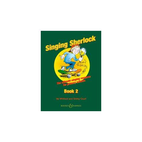 Singing Sherlock Book 2