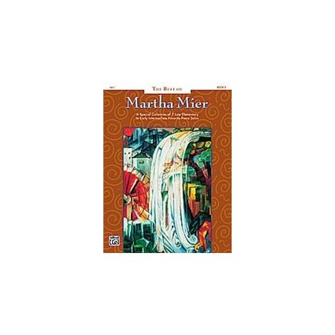 Best of Martha Mier, The. Book 2 (Piano Solo)