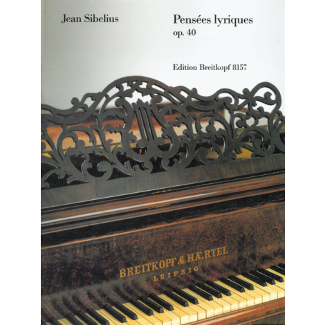 Sibelius: Pens闂佽偐鍘у畷姒 lyriques Op. 40