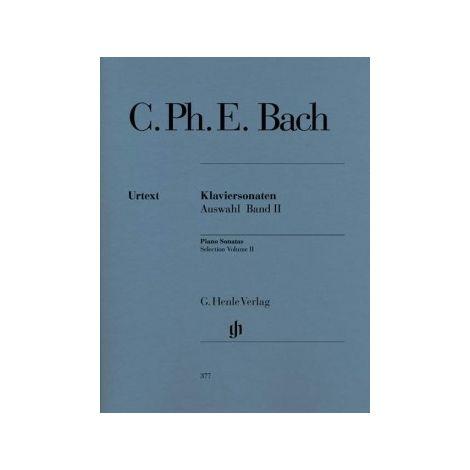 Bach, C. P. E.: Piano Sonatas, Vol. 2