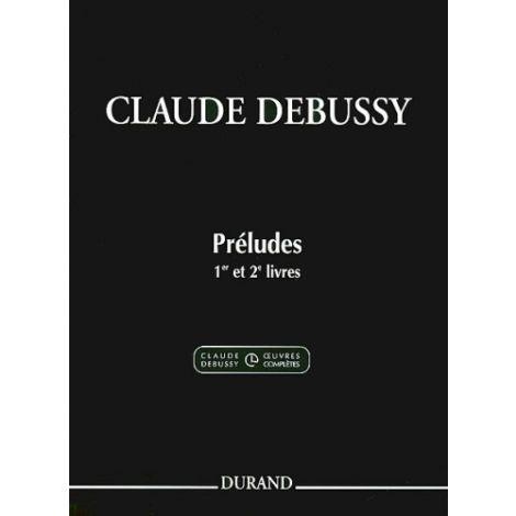 Preludes Vol. 1 & Vol. 2 ( Critical Edition)