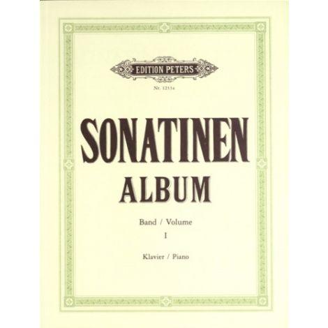 Sonatina Album Volume 1 (Piano Solo) (Edition Peters)