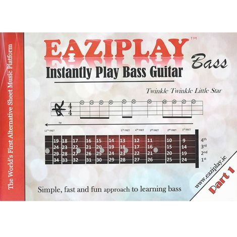 EAZIPLAY BASS PART 1