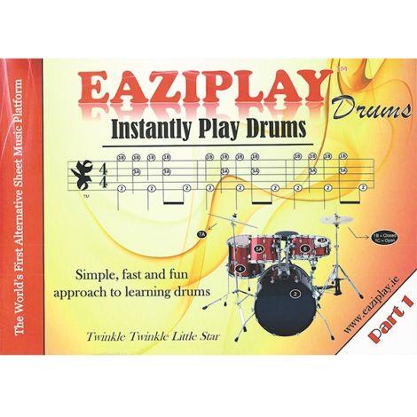 EAZIPLAY DRUMS PART1