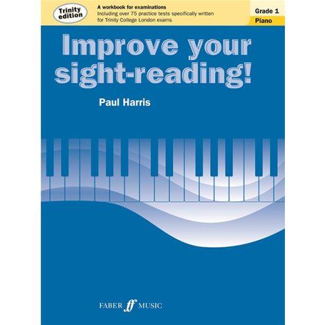 IYSR! Trinity. Piano Grade 1- Paul Harris