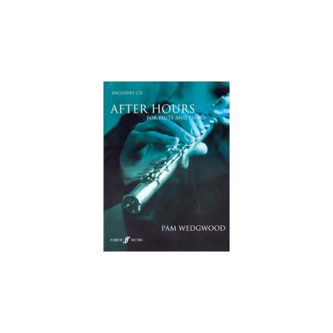 Pam Wedgwood: After Hours for Flute (Book & CD)