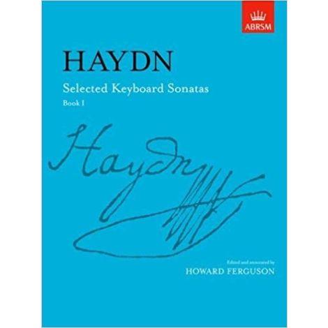 Haydn: Selected Keyboard Sonatas, Book I