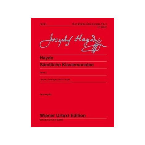 Haydn: The Complete Piano Sonatas, Vol. 2