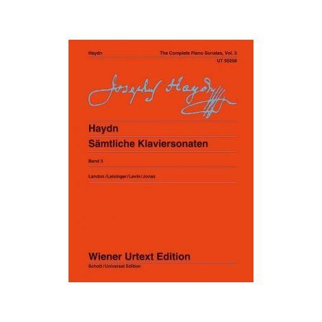 Haydn: The Complete Piano Sonatas