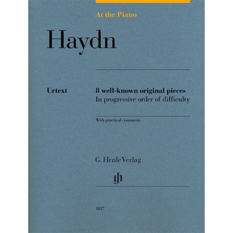 At The Piano - Haydn