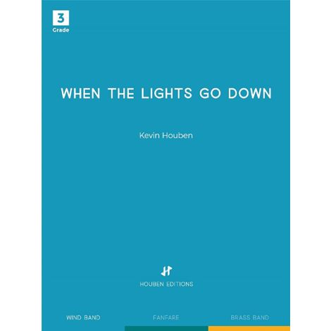 Kevin Houben: When the lights go down