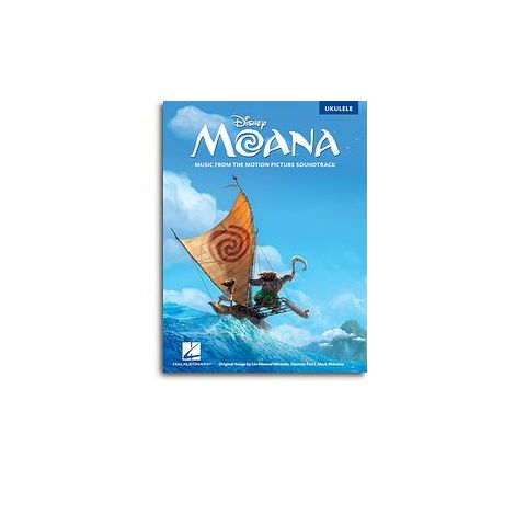 Moana: Music From The Motion Picture Soundtrack (Ukulele)