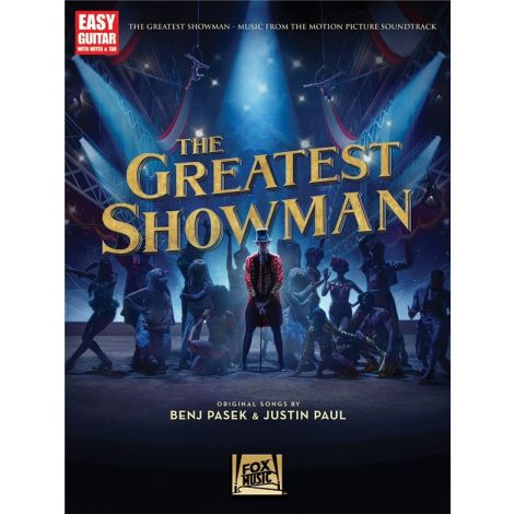 The Greatest Showman: Easy Guitar