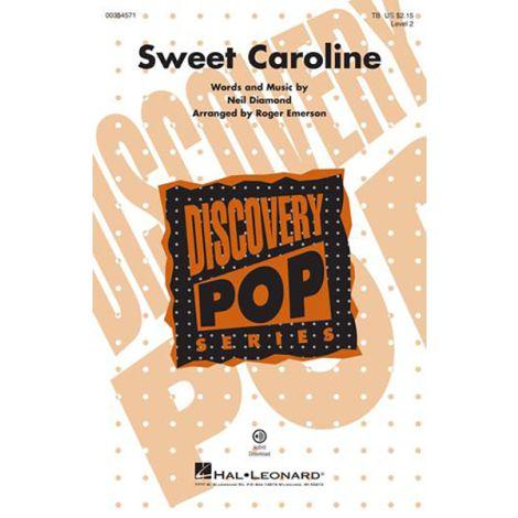 Neil Diamond: Sweet Caroline Discovery Level 2