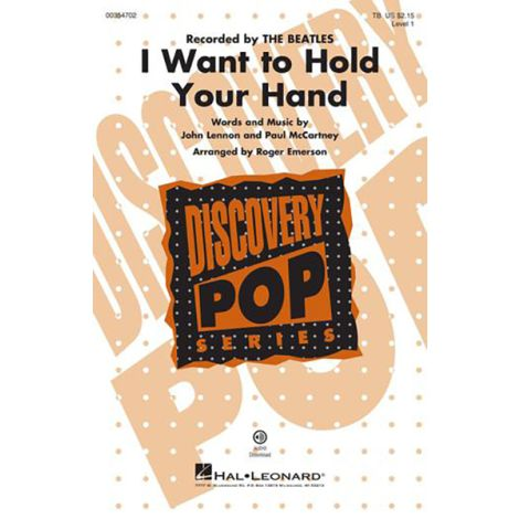 John Lennon: I Want to Hold Your Hand Discovery Level 1