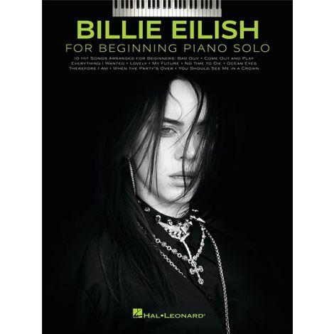 Billie Eilish - Beginning Piano Solo