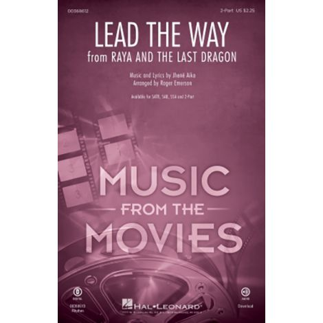 Roger Emerson: Lead the Way (from Raya and the Last Dragon)