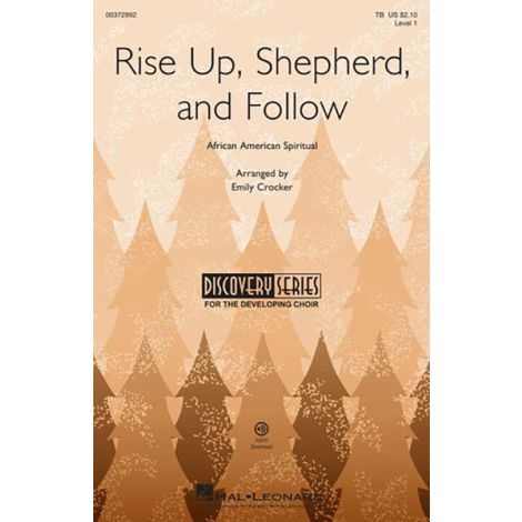 Emily Crocker: Rise Up, Shepherd, and Follow Discovery Level 1