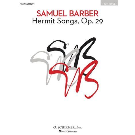 SAMUEL BARBER: HERMIT SONGS