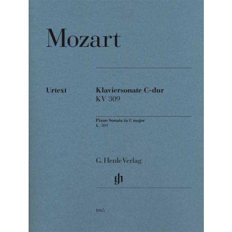 Mozart: Sonata K309 (Henle Urtext)
