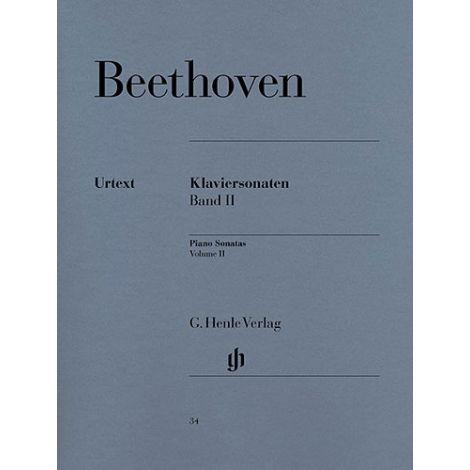 Beethoven: Piano Sonatas - Volume 2 (Henle Urtext)