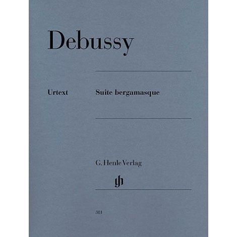 Claude Debussy: Suite Bergamasque (Henle Urtext)