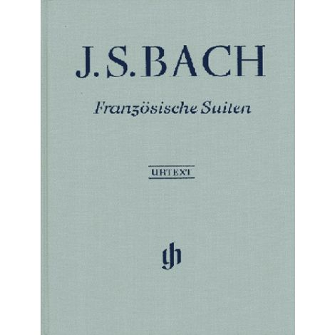 Bach: French Suites BWV 812-817 (Henle Urtext)