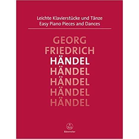 Handel: Easy Piano Pieces and Dances for Piano