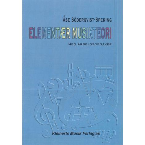 Elementær Musikteori (Åse Söderqvist-Spering)