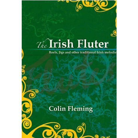 THE IRISH FLUTER 12 PIECES COLIN FLEMING