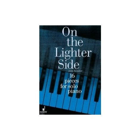 On the Lighter Side: 16 Pieces for Solo Piano