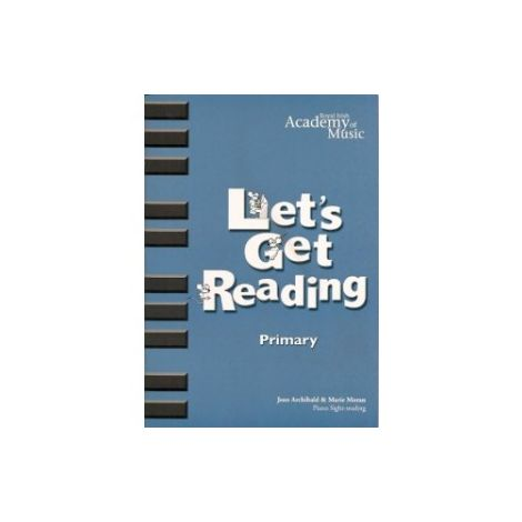 LET'S GET READING - PRIMARY