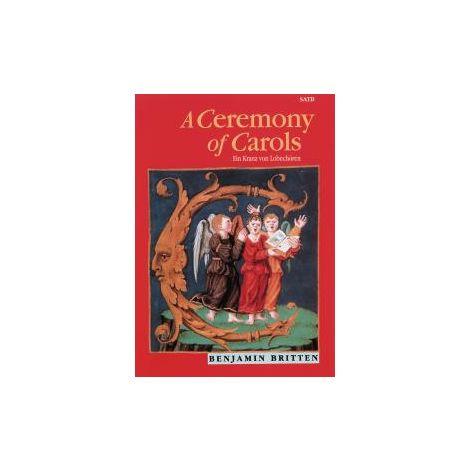 A Ceremony Of Carols SATB