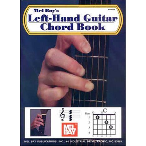 William Bay: Left-Hand Guitar Chord Book