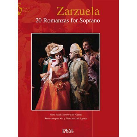 Zarzuela: 20 Romanzas for Soprano