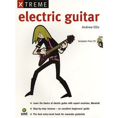 XTREME ELECTRIC GUITAR BOOK