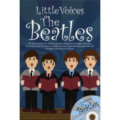 Little Voices - The Beatles with CD