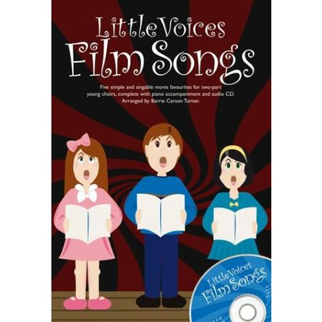 Little Voices - Film Songs With CD