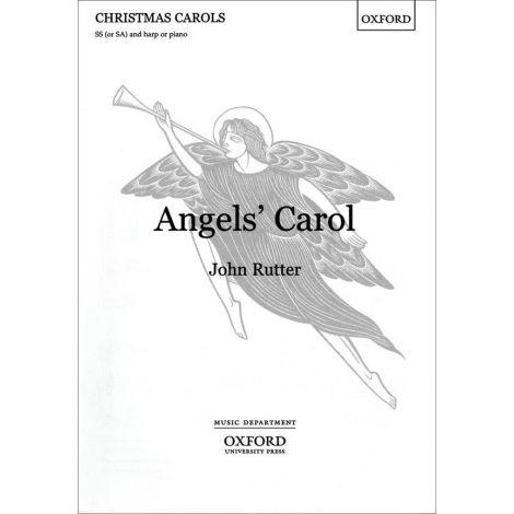 John Ritter Angels' Carol SS/SA