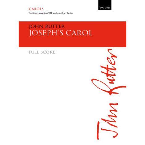 John Rutter: Joseph's Carol