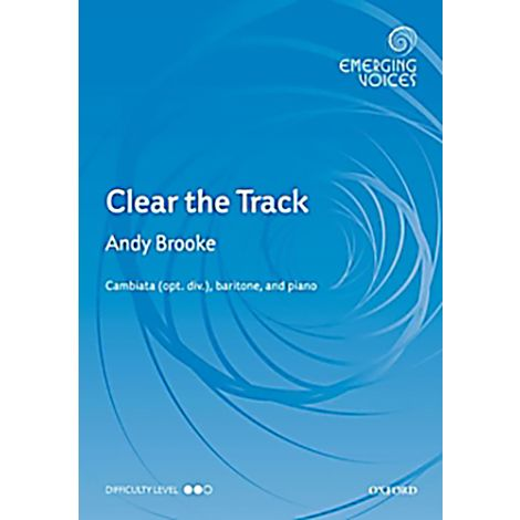 Andy Brooke: Clear the Track