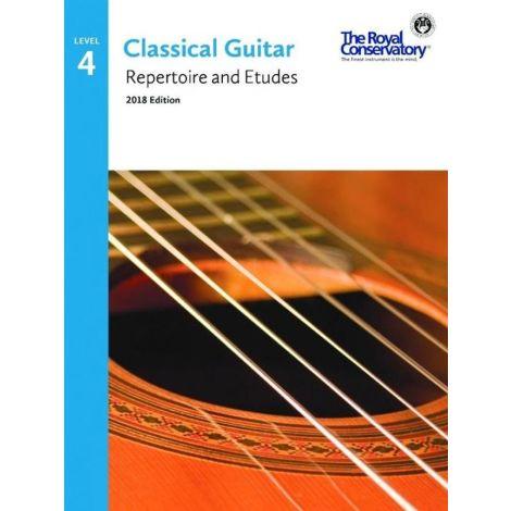 Guitar Repetoire and Etudes 4