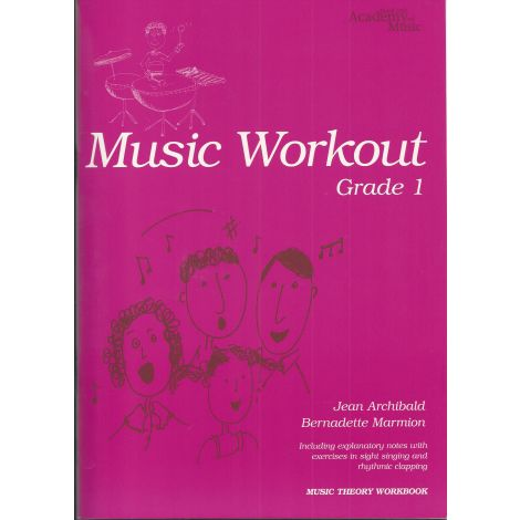 MUSIC WORKOUT - GRADE 1