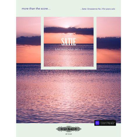 Satie: Gnossienne no. 3