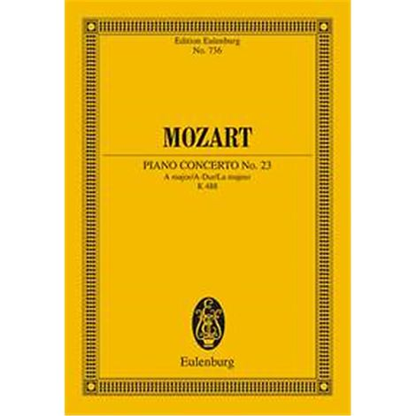Wolfgang Amadeus Mozart - Piano Concerto No.23 In A Kv.488