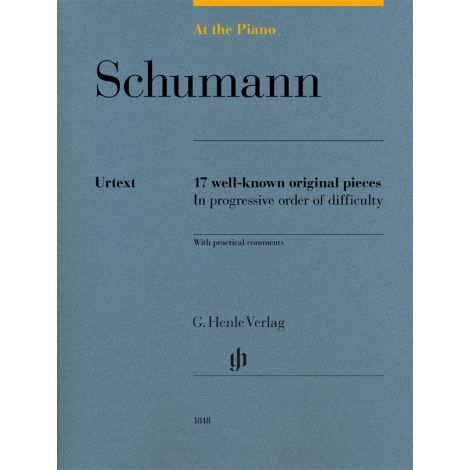 At The Piano - Schumann