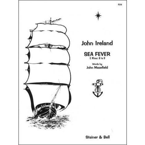 Sea Fever - John Ireland