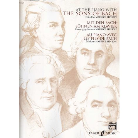 At The Piano With The Sons of Bach (Piano Solo)