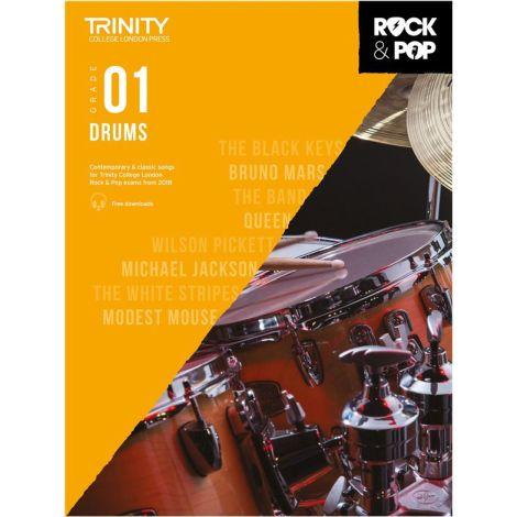 TCL TRINITY COLLEGE LONDON ROCK POP 2018 DRUMS Grade 1