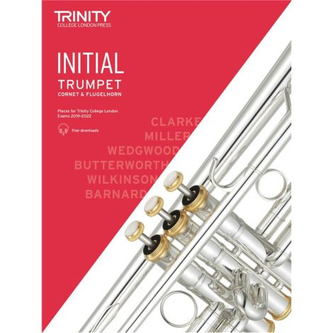 TCL TRINITY COLLEGE LONDON TRUMPET, CORNET AND FLUGELHORN INITIAL 2019-2020